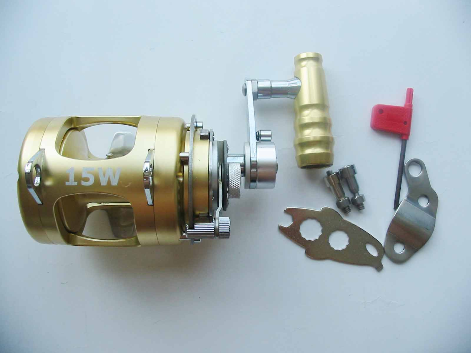 2 speed trolling reels 15W