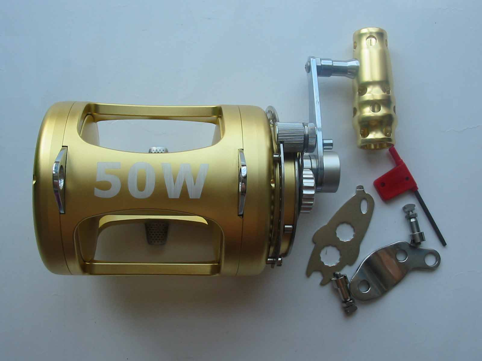 2 Speed Trolling Reels 50W