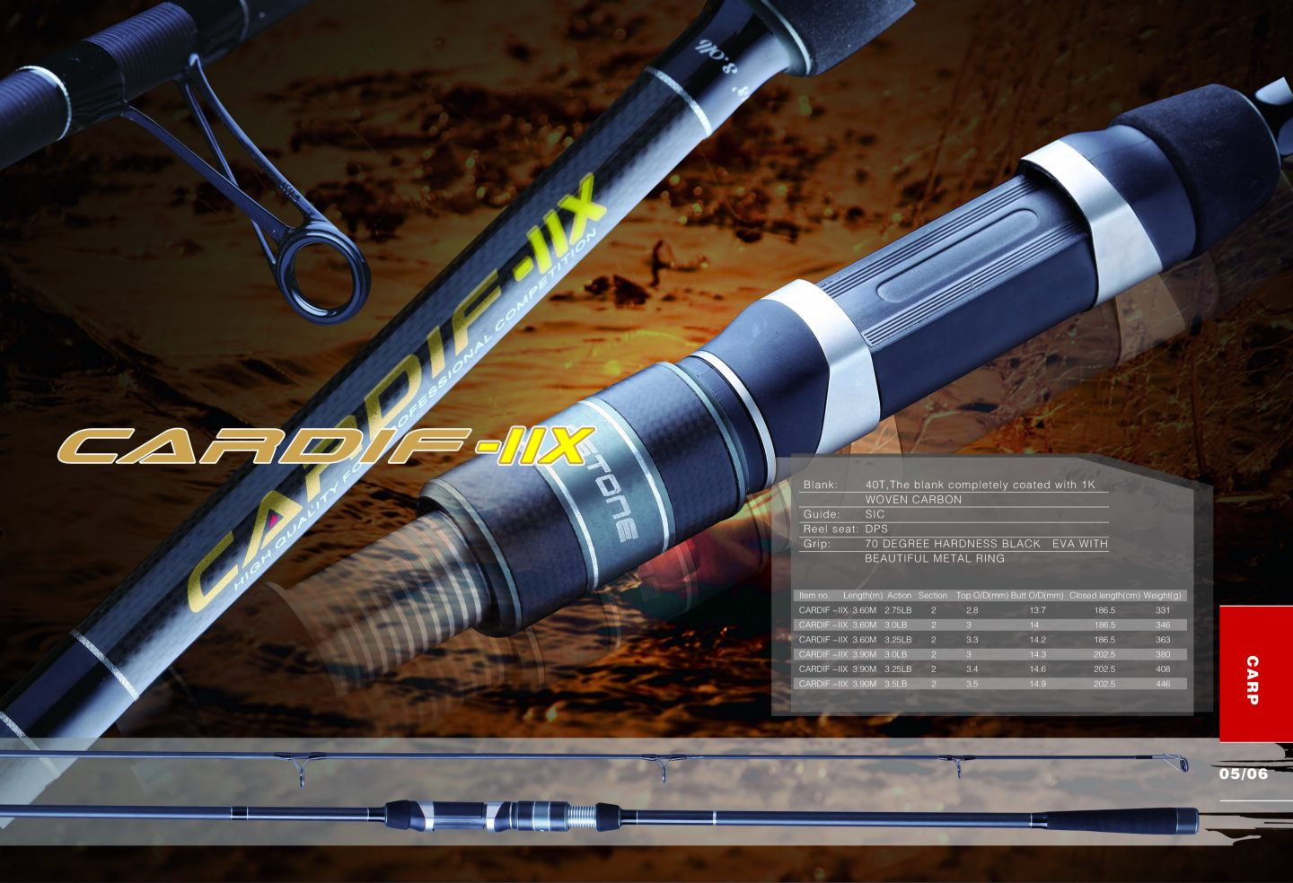 fishing rod p5-6