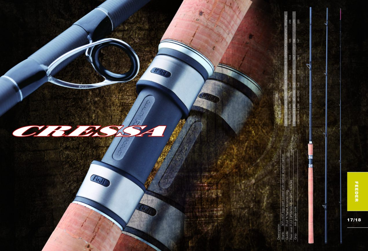 fishing rod p17-18