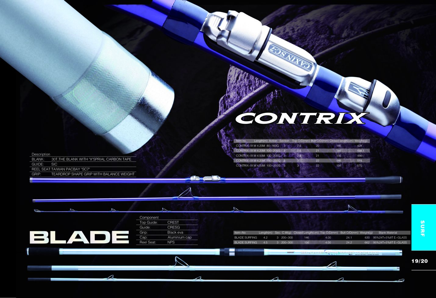 fishing rod p19-20